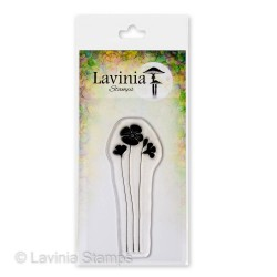 Lavinia Stamps GARDEN POPPY