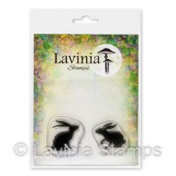 Lavinia Stamps FOREST HARES