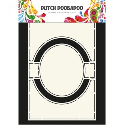Dutch Doodaboo Dutch CARD ART CIRCLE