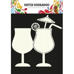 Dutch Doodaboo Dutch CARD ART COCKTAIL