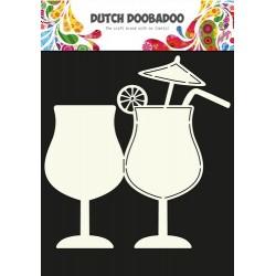 Dutch Doodaboo Dutch CARD ART COCKTAIL