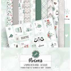 Mes P'tits Ciseaux - Collection FLOCONS
