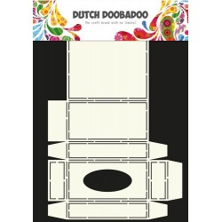 Dutch Doodaboo Dutch BOX ART HANDKERCHIEF