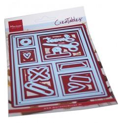 Marianne Design • Creatables LAY-OUT A6