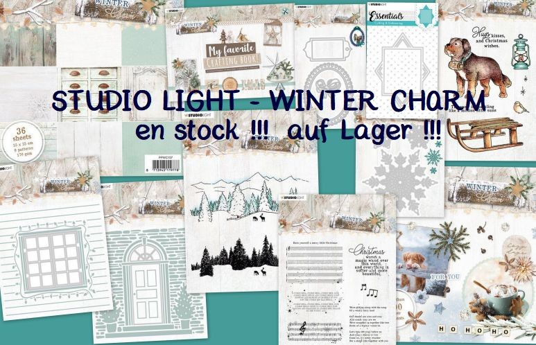 STUDIO LIGHT WINTER CHARM