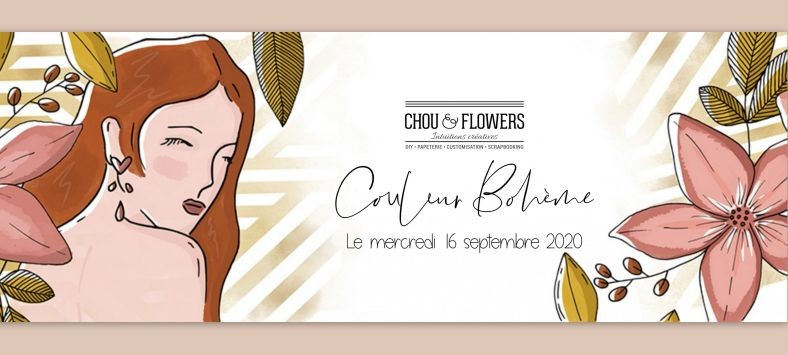 Esprit Bohème Chou & Flower